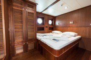 10 Deluxe Cabin Doppelbett