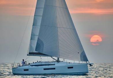 Segelyacht Jeanneau Sun Odyssey 410