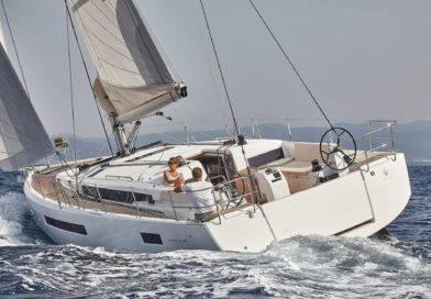 Segelyacht Jeanneau Sun Odyssey 490