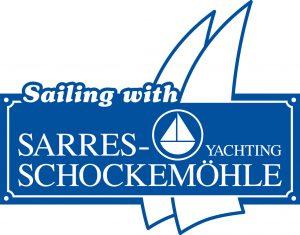Logo-Sarres Sail Blau