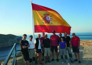 Mallorca-Cabrera-Flagge