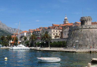 Mitsegeln Kroatien, Süddalmatien